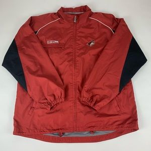 Arizona Coyotes NHL CCM Rink Jacket